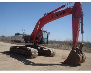 Link-Belt 290X2 Crawler Excavator