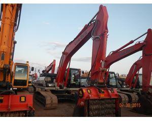 Link-Belt 300X3 Crawler Excavator