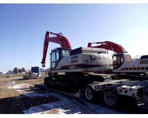 Link-Belt 300X3EX Crawler Excavator