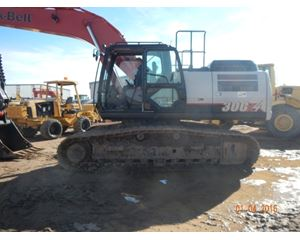 Link-Belt 300X4 Crawler Excavator