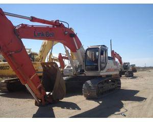 Link-Belt 330LX Crawler Excavator