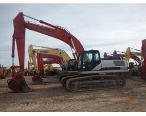 Link-Belt 350X2EX Crawler Excavator