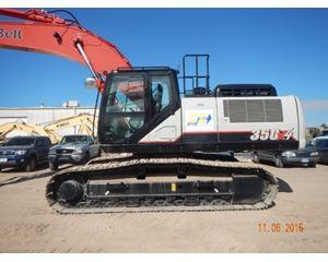 Link-Belt 350X4EX Crawler Excavator