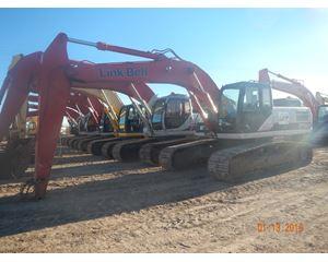 Link-Belt 290 x2 Excavator