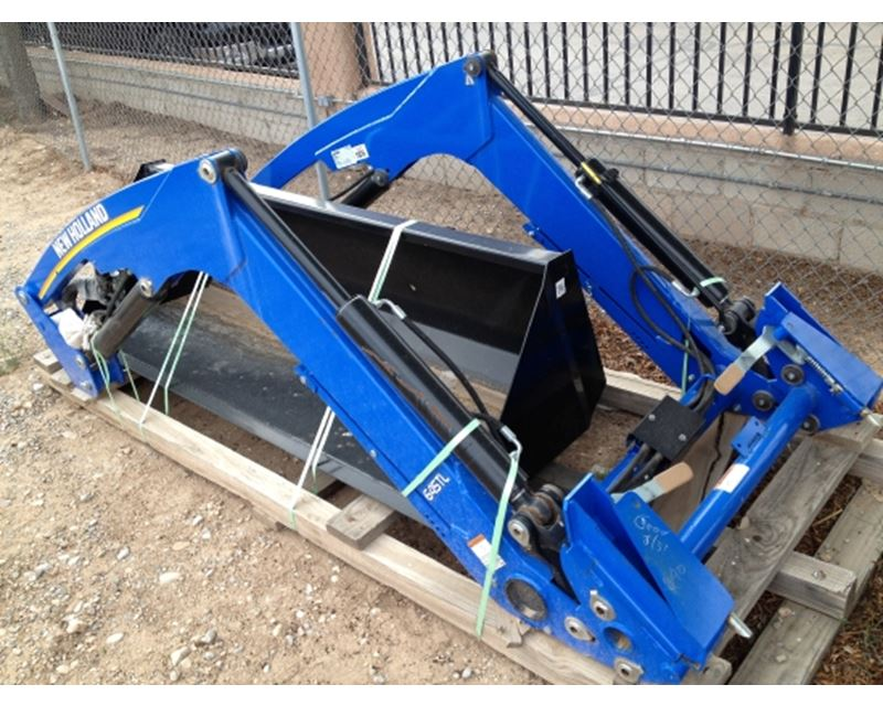 Loader Attachments New Holland Tl