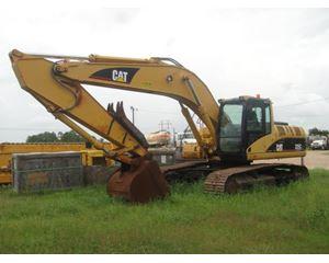 Caterpillar 325 CL Marsh Buggy Excavator