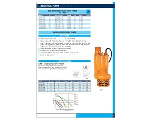 MISC JST220 KZN Submersible Pump