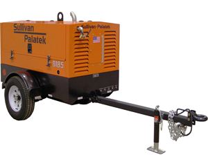 SULLIVAN PALATEK D185P31Z Air Compressor