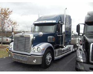 Freightliner Coronado 132 Sleeper Truck
