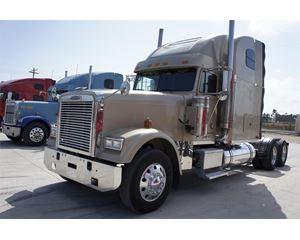 Freightliner FLD120 CLASSIC Sleeper Truck