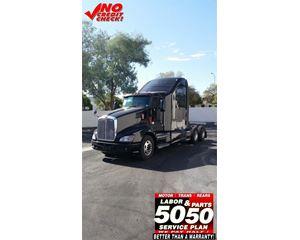 Kenworth T660 Sleeper Truck