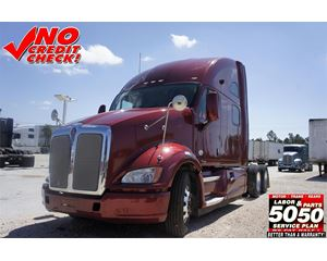 Kenworth T700 Sleeper Truck
