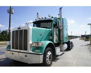 Peterbilt 388 Sleeper Truck