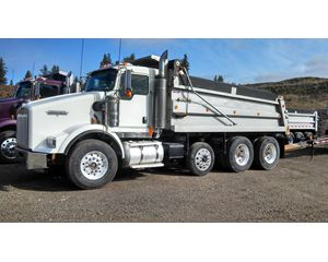 Kenworth T800 Heavy Duty Dump