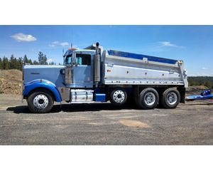 Kenworth W900L Heavy Duty Dump