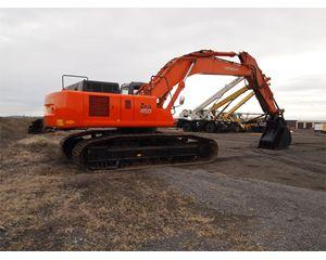 Hitachi ZX450 LC Excavator