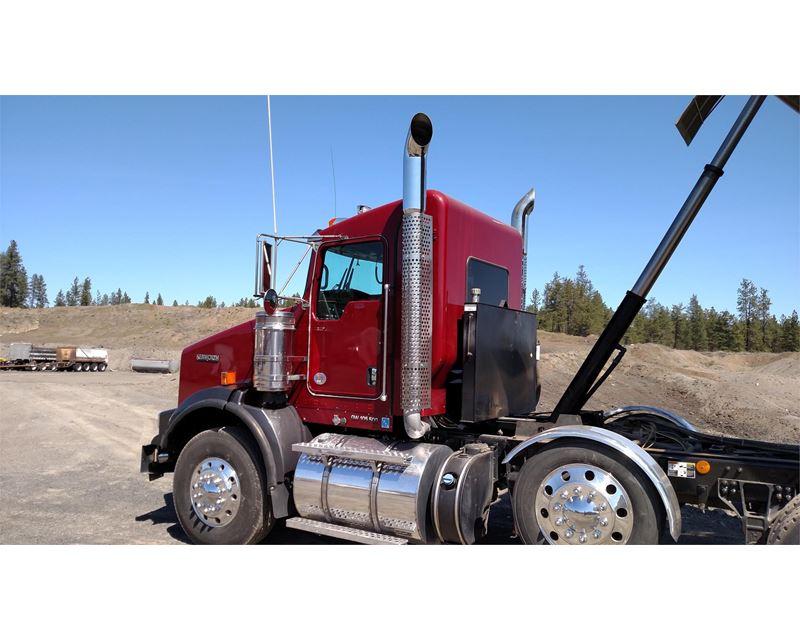 2014 Kenworth T800 Heavy Duty Dump Truck For Sale ...Kenworth Dump Trucks For Sale Washington