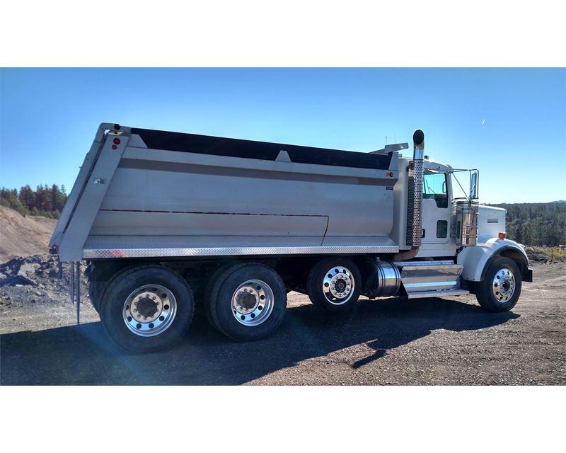 2008 Kenworth W900S Heavy Duty Dump Truck For Sale ...Kenworth Dump Trucks For Sale Washington