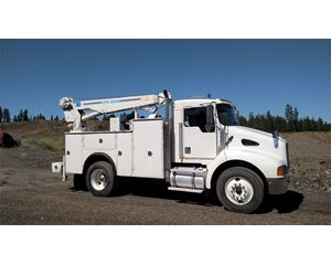 Kenworth T300 Service / Utility Truck
