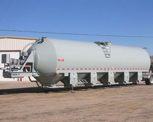 4050 cu.ft. Dry Bulk / Pneumatic Tank Trailer