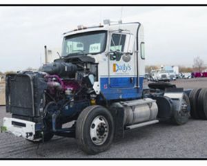Kenworth T800 Conventional Daycab