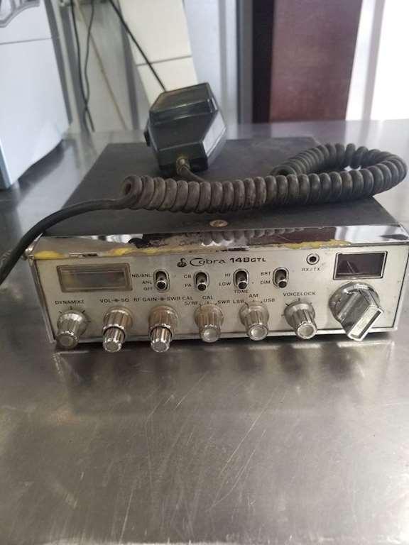 Used cobra cb radio model 148gtl for sale phoenix az 1253 used cobra cb radio model 148gtl sciox Gallery