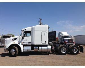 Peterbilt 567 Sleeper Truck