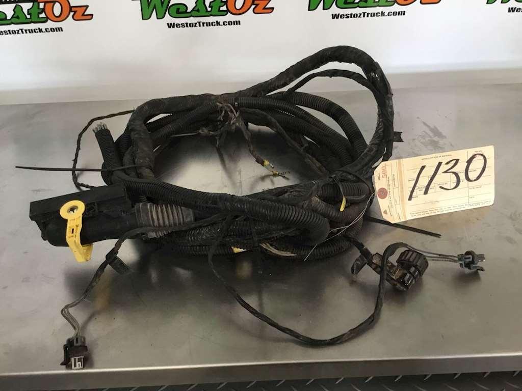cummins isx wiring harness for a 2016 peterbilt 579 for ... peterbilt trailer harness