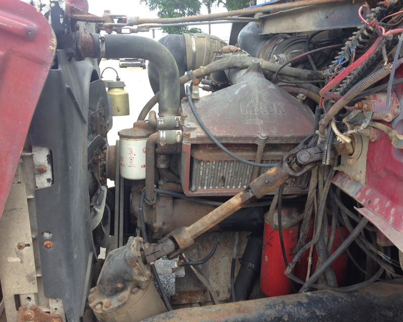 1978 Mack Dm Dump Truck For Sale Medley Fl