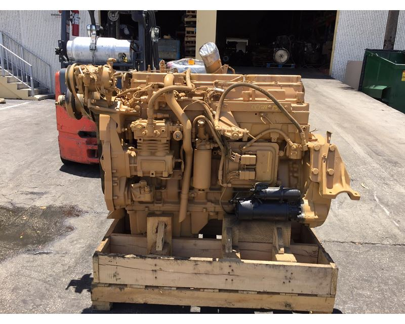 1994 Caterpillar 3176 Engine For Sale Hialeah FL