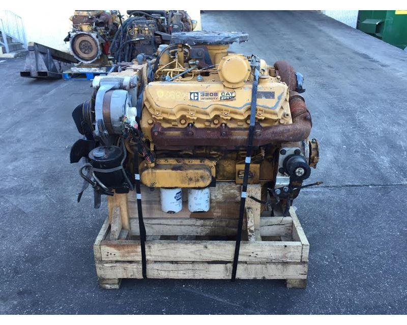 farm fuel filters caterpillar 3208t engine for sale hialeah  fl 002809  caterpillar 3208t engine for sale hialeah  fl 002809