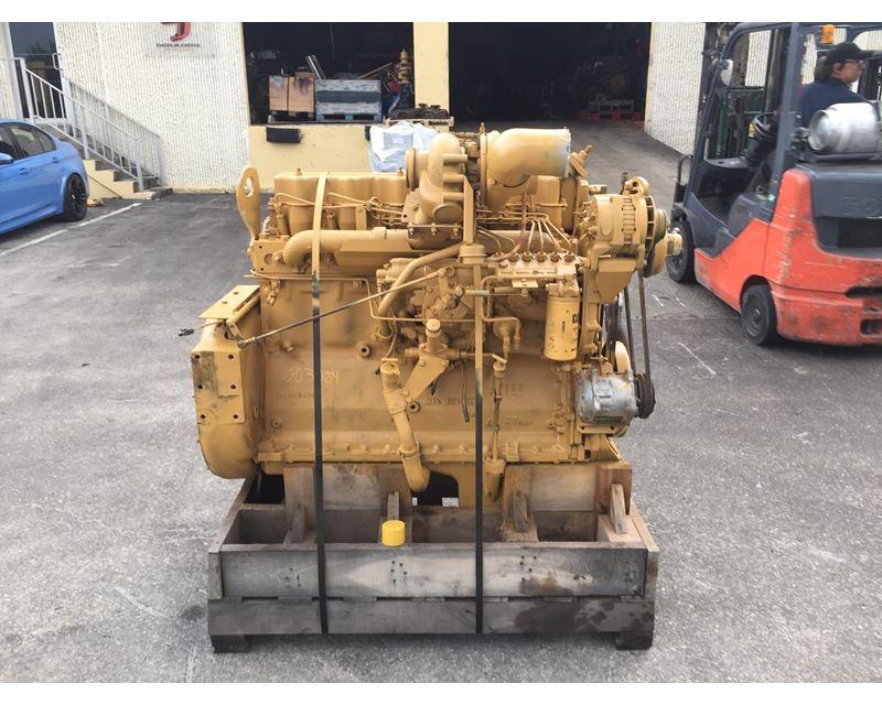 1993 Caterpillar 3306 Engine For Sale | Hialeah, FL | 003084 |  MyLittleSalesman com