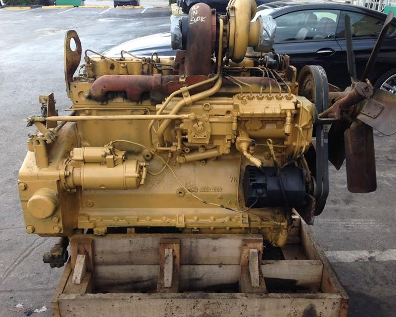 Caterpillar 3306 DI/PC Engine For Sale | Hialeah, FL ...