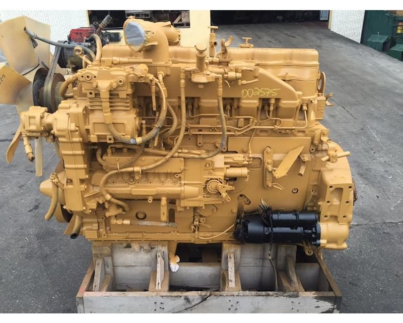 1991 Caterpillar 3406 Engine For Sale Hialeah Fl