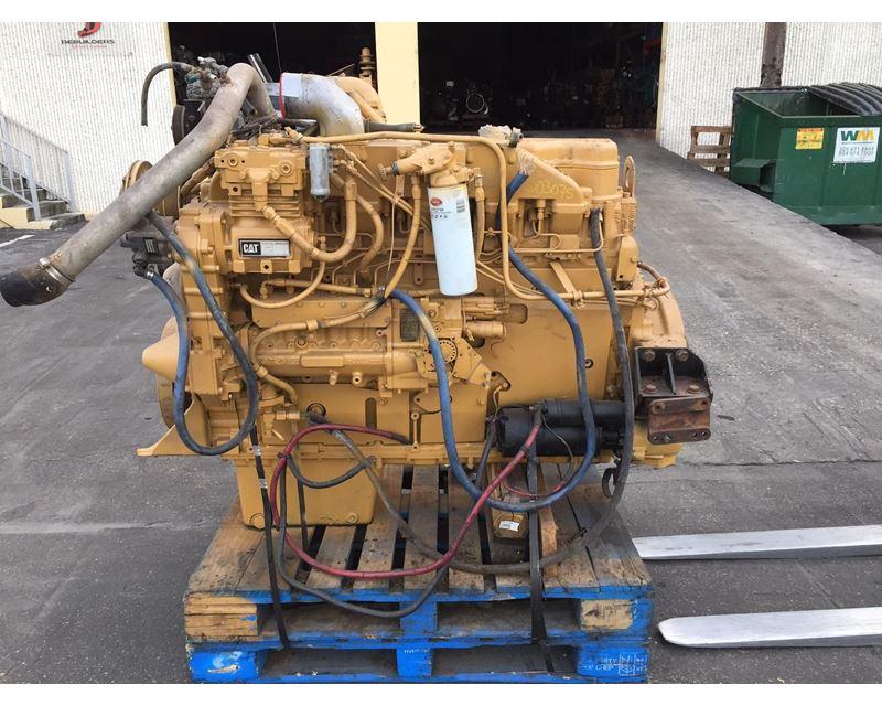 1995 Caterpillar 3406 Engine For Sale Hialeah FL AR 123 8454