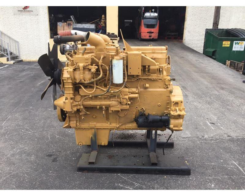 1989 Caterpillar 3406 Engine For Sale Hialeah FL AR 7E2278