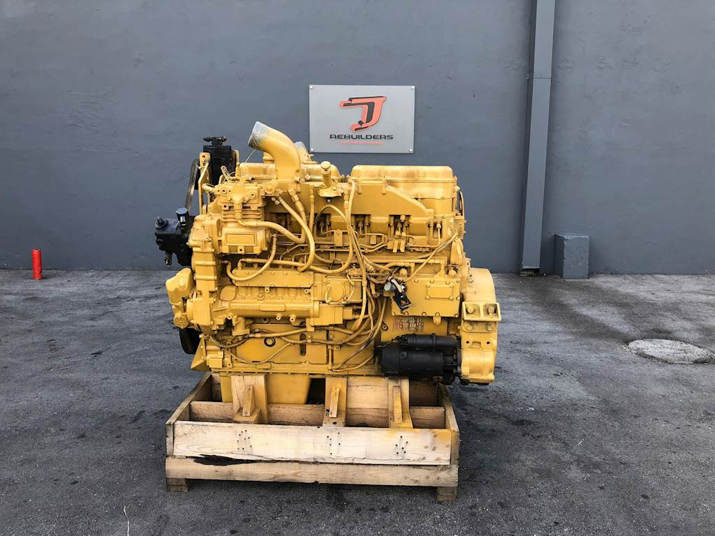1992 Caterpillar 3406c Diesel Engine For Sale