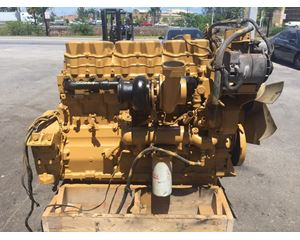 Caterpillar 3406E Engine