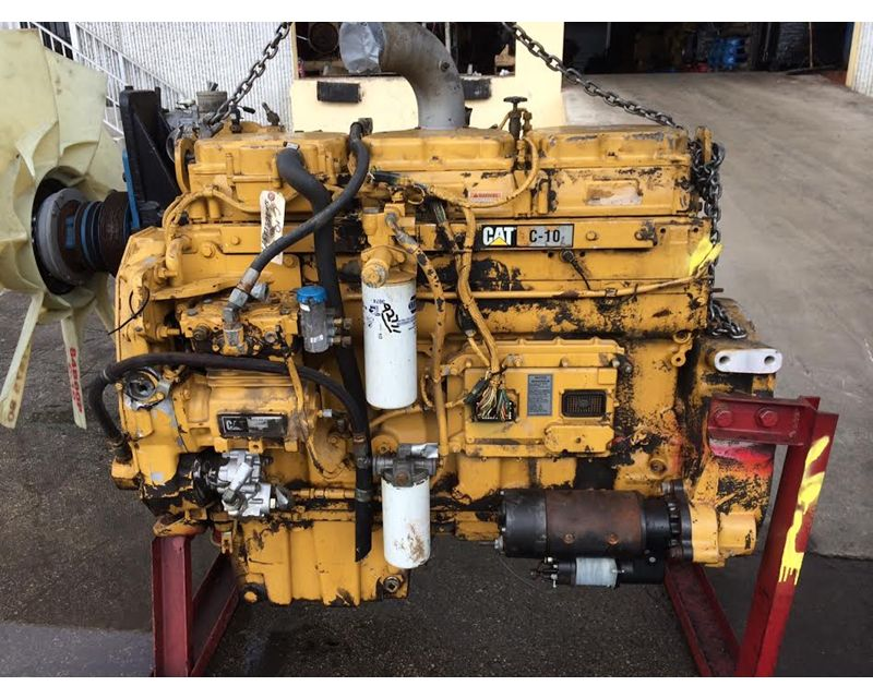Caterpillar 3046 Engine Specifications