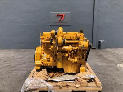 2007 Caterpillar C12 Engine