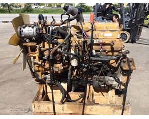 Caterpillar C12 Engine