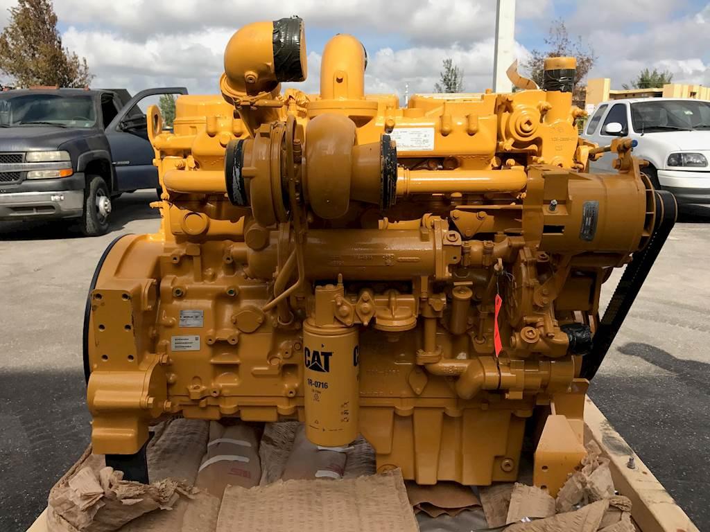 Caterpillar C12 Engine For Sale | Hialeah, FL | AR # 212-3802 |  MyLittleSalesman com