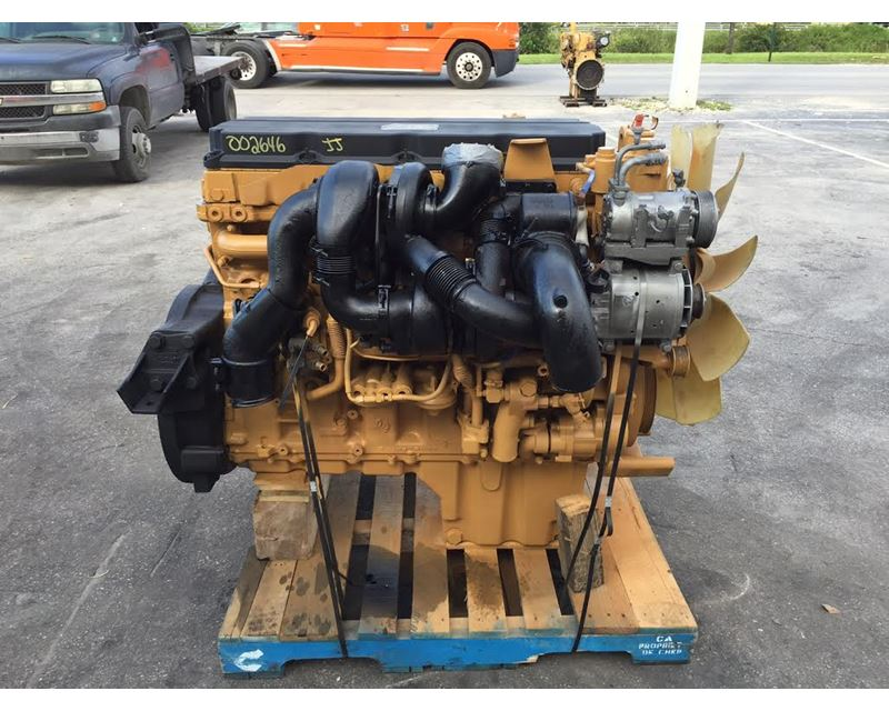 c11 cat engine diagram 2005 caterpillar c13 engine for sale, 408,787 miles ... 13 cat engine diagram #6
