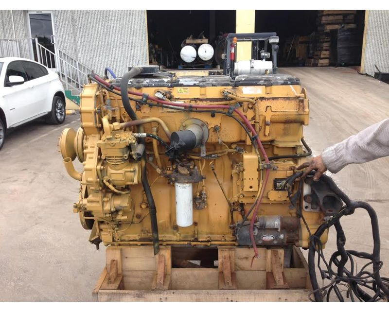 caterpillar c15 engine manual pdf