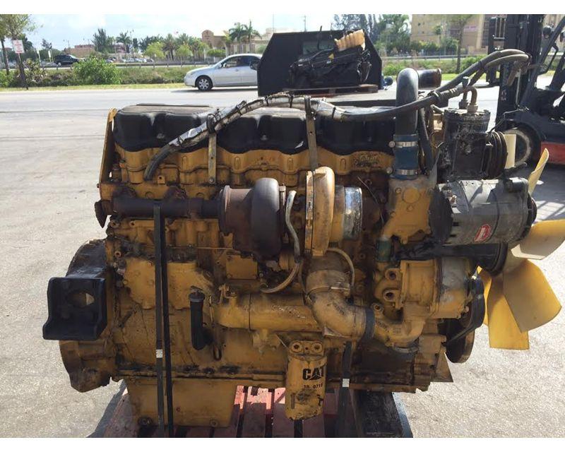 2004 Caterpillar C15 Engine For Sale - Medley  Fl