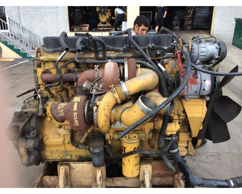 2005 Caterpillar C15 Engine For Sale 368 000 Miles