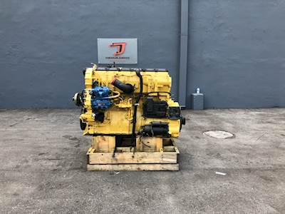 2002 Caterpillar C15 6NZ Engine