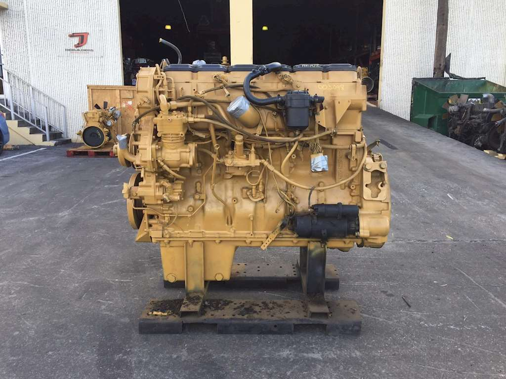 2005 Caterpillar C15 Engine For Sale Medley Fl