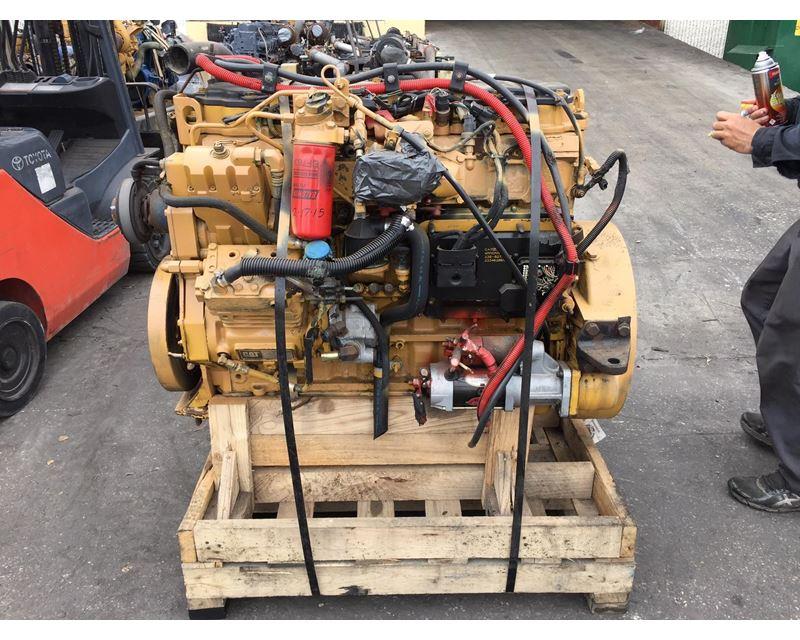 2004 Caterpillar C7 Diesel Engine For Sale | Hialeah, FL ...