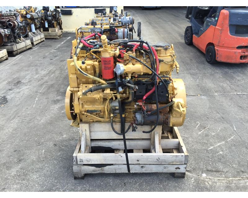 2006 Caterpillar C7 Engine For Sale Hialeah Fl 002967
